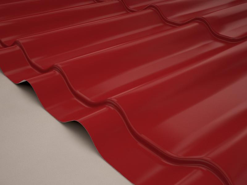 Красный (RAL 3011)