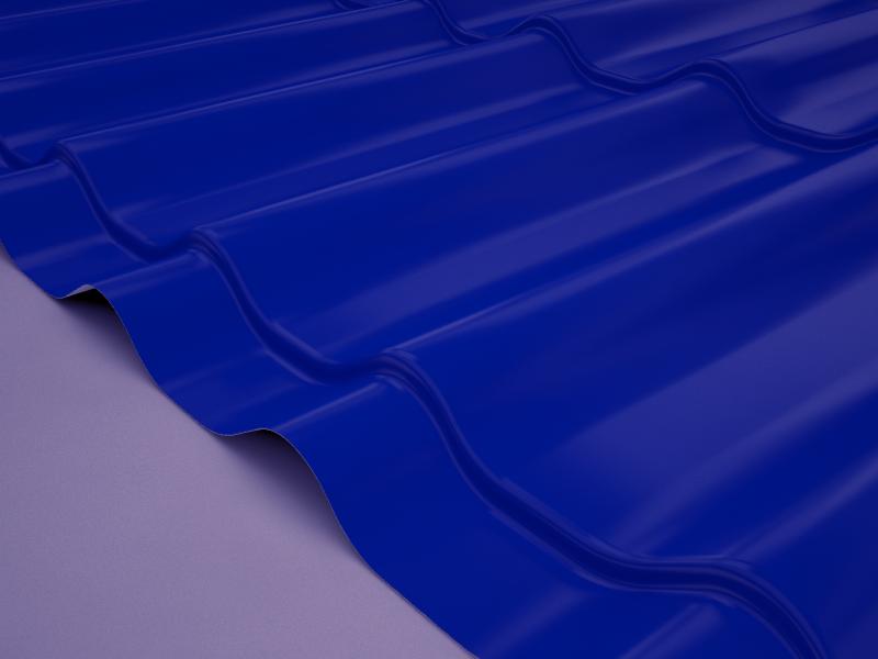 Синий (RAL 5002)