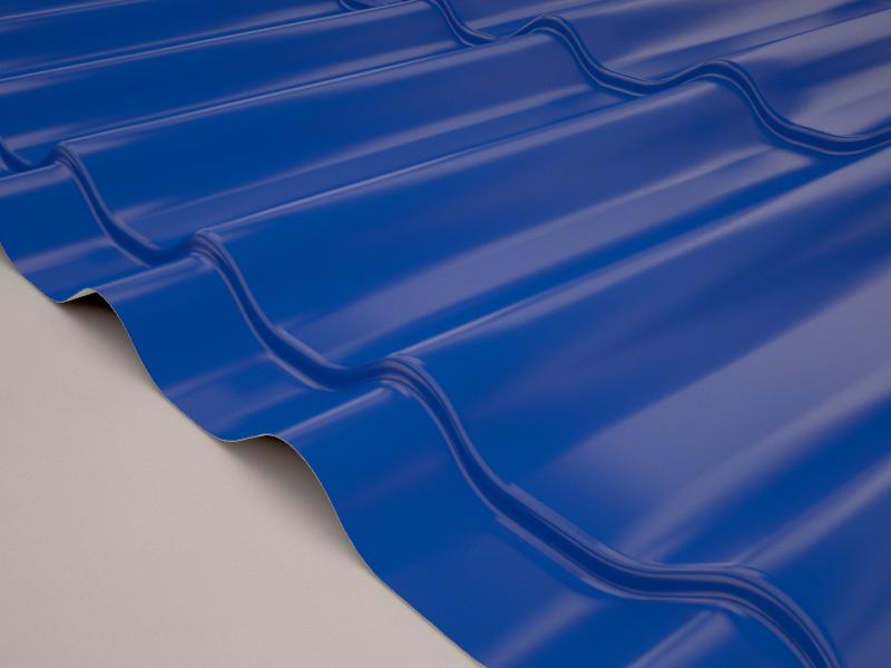 Синий (RAL 5005)