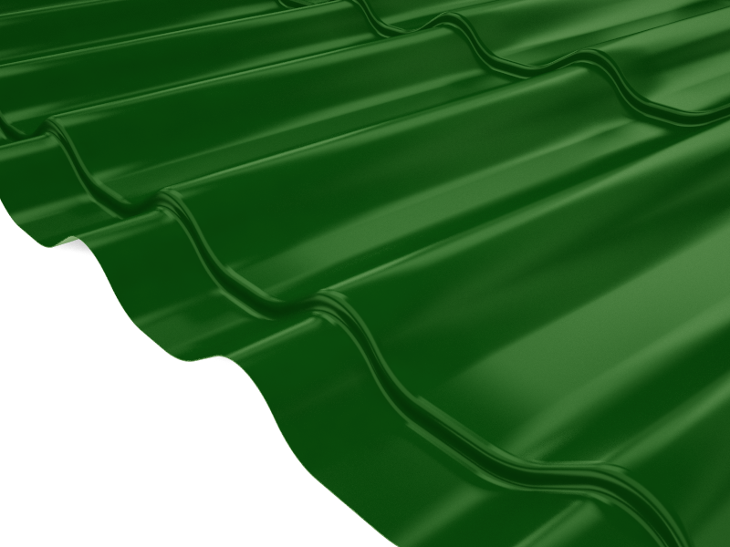 Зеленый светлый (RAL 6002)