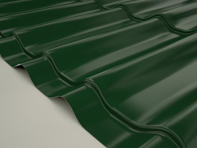 Зеленый темный (RAL 6005)