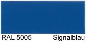 Синий ПЛ 5005