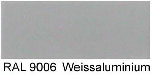 Серый металлик ПЛ 9006