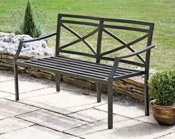 Садовая мебель из профильной трубы