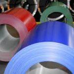 Металл с полимерным покрытием